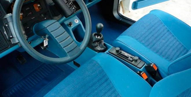 Citroen GSA interior